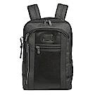 TUMI Davis系列電腦後背包-黑色 (適用15吋筆電)