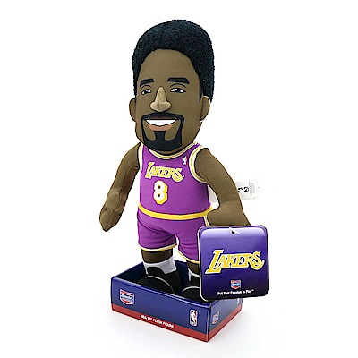 NBA B&C Q版娃娃 湖人隊 Kobe Bryant