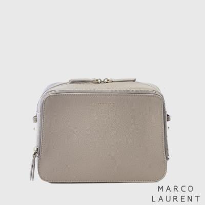 MARCO LAURENT Blink 雙層肩背方包 - 灰色