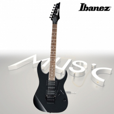 IBANEZ GRG270大搖座電吉他入門 黑色/大搖座吉他首選/原廠公司貨