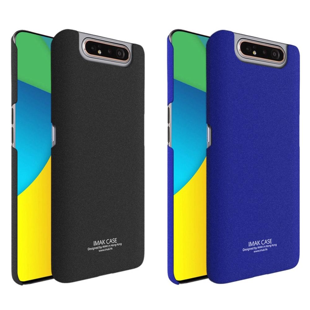 Imak SAMSUNG Galaxy A80/A90 簡約牛仔殼