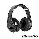 Bluedio (R-WH)高傳真立體聲耳機(黑)