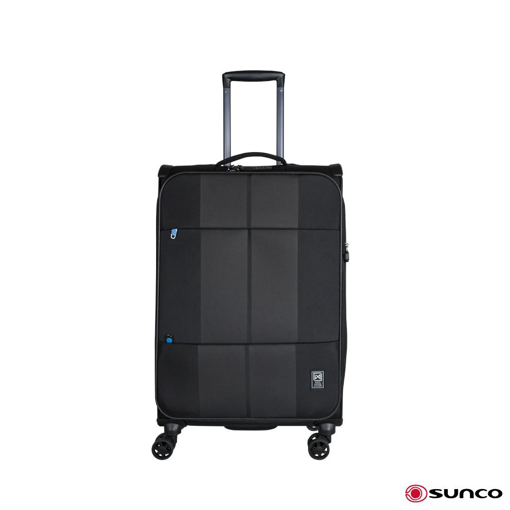 日本SUNCO finoxy zero 25吋 擴充拉鍊軟箱