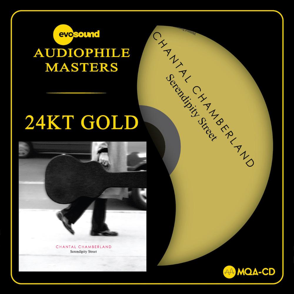 香朵 - 驚喜街頭 24KT Gold MQACD