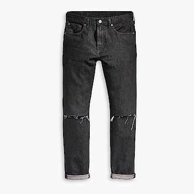 Levis 男款 上寬下窄 502 Taper牛仔長褲 Sneaker Jeans