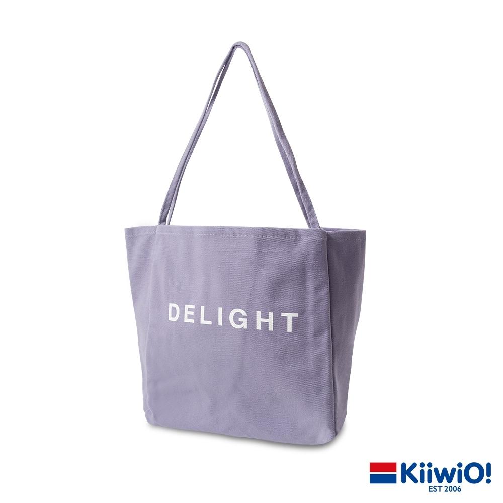 Kiiwi O! 糖果色百搭帆布單肩包 DELIGHT (多色選) product image 1