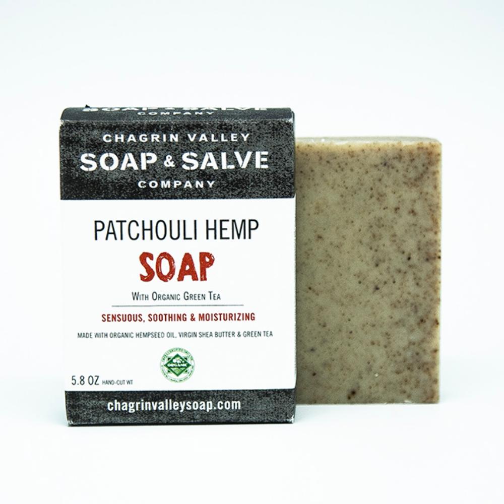 美國Chagrin Valley有機天然廣藿香淨化調理植物手工皂 5.8 OZ