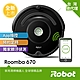 美國iRobot Roomba 670 wifi掃地機器人 (總代理保固1+1年) product thumbnail 2