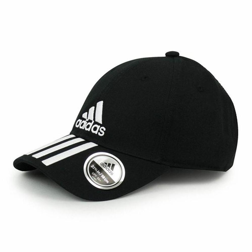 ADIDAS 6P 3S CAP COTTO 帽子