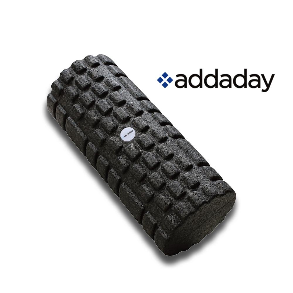 addaday 瑜珈按摩滾筒 (黑)
