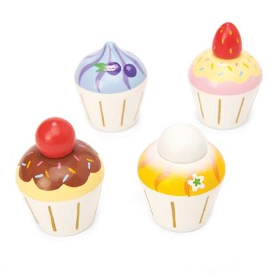 英國 Le Toy Van 角色扮演系列-杯子蛋糕玩具組
