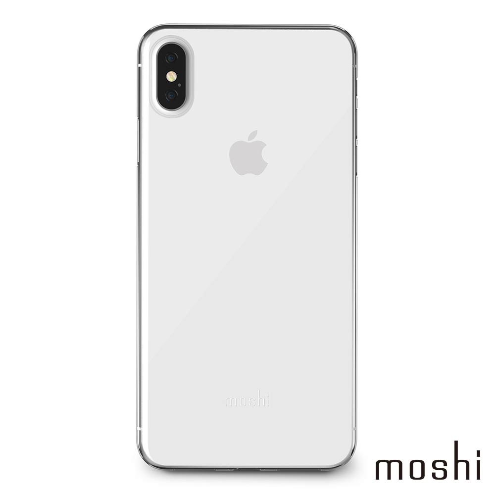 Moshi SuperSkin for iPhone XS Max 勁薄裸感保護背殼