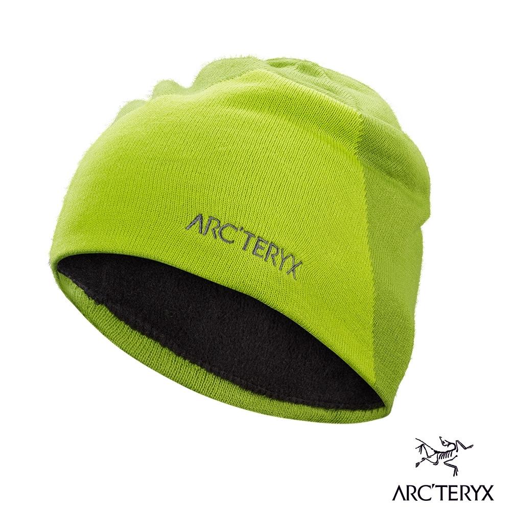 Arcteryx 始祖鳥 Rise 保暖針織毛帽 激素綠