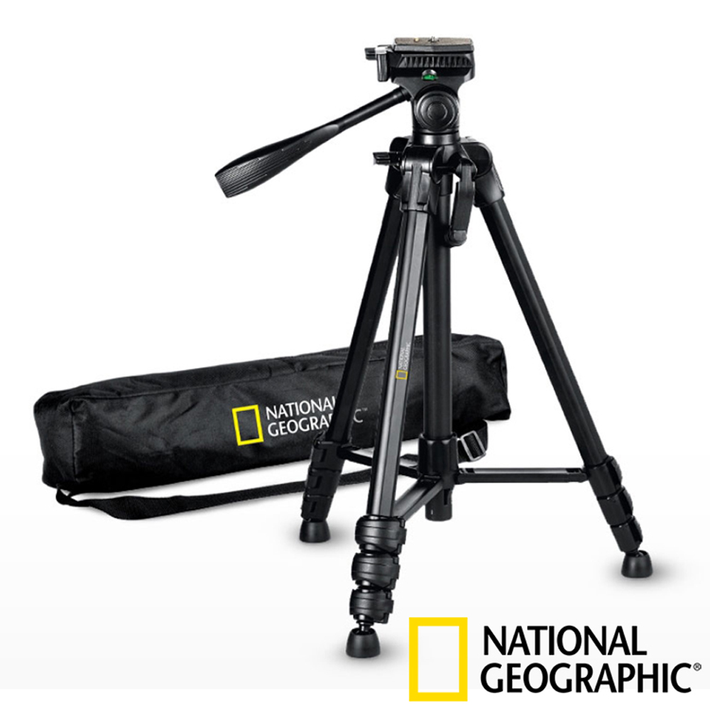 國家地理 NATIONAL GEOGRAPHIC 三向雲台大型腳架 (NGPH001)