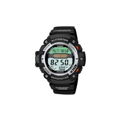 CASIO 卡西歐 多功能戶外運動錶 SGW-300H-1AVDR