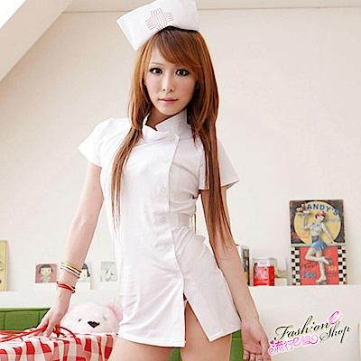 可愛護士服 性感護士裝角色扮演服COSPLAY服裝尾牙表演服 流行E線