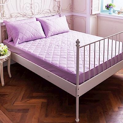 La Lune 軒S物語炫彩防汙防潑水鋪棉加厚單人床包式保潔墊 多色可選
