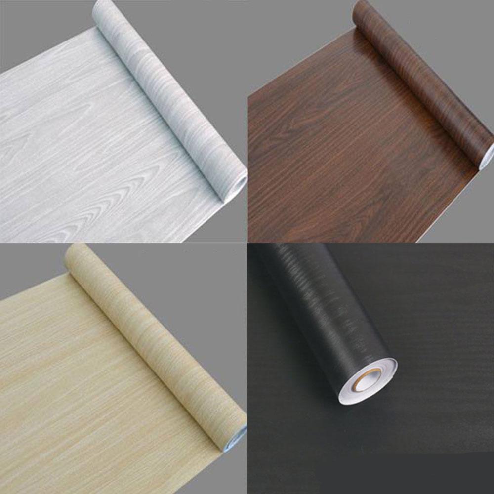 仿木紋PVC自黏式防水壁貼/壁紙