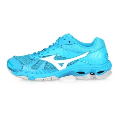 MIZUNO WAVE BOLT7 男排球鞋 藍白