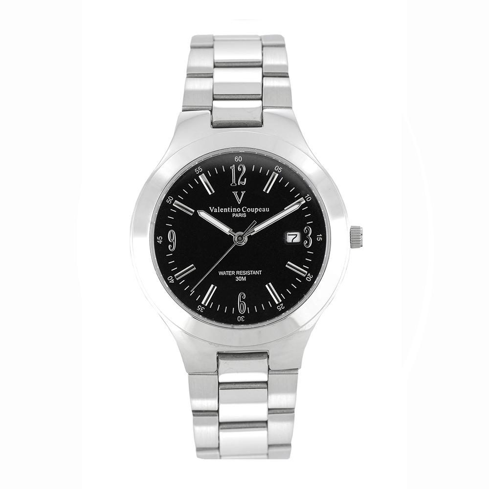 Valentino Coupeau 范倫鐵諾 古柏 羅馬時光腕錶 (黑面)