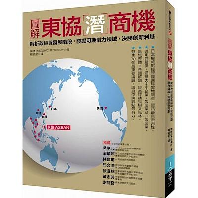 圖解東協潛商機:解析政經貿發展階段......