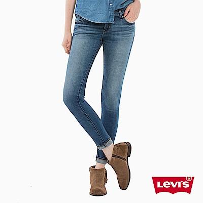 牛仔褲 女款 711 中腰緊身窄管 MIJ日本製 - Levis