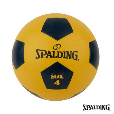 SPALDING Team 足球 黃#4