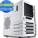 技嘉Z370平台[俠盜尊爵]i5六核GTX1080獨顯電玩機