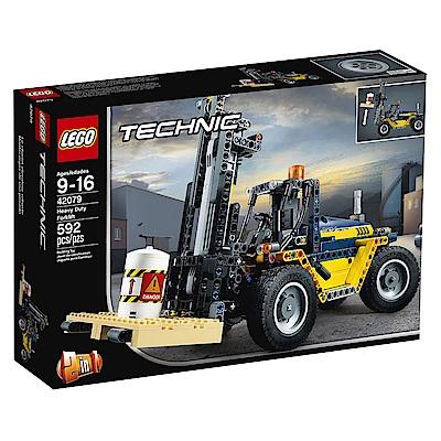 樂高LEGO 科技系列 LT42079 重型堆高機