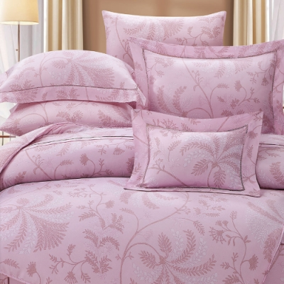 岱思夢   雙人  60支八件式天絲床罩組  柏妮絲