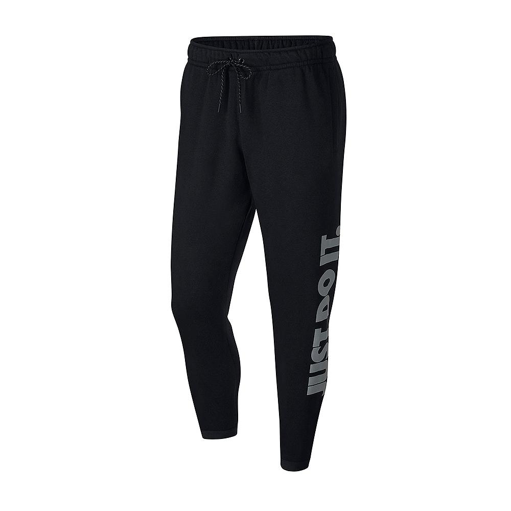 NIKE 長褲 運動 慢跑 健身 縮口褲 男款 黑 CU4051010 AS M NSW JDI+ PANT FLC MIX
