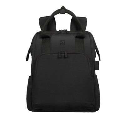 TUCANO AMPIO 多功能休閒手提後背包 14吋-黑