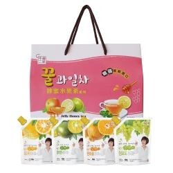 【韓味不二】韓國傳統蜂蜜茶綜合