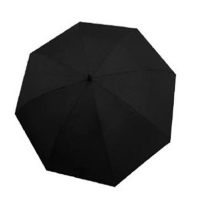 台灣嚴選 黑色RA32051BK超大傘面半自動  馬卡龍高爾夫晴雨傘(傘面外徑150CM)
