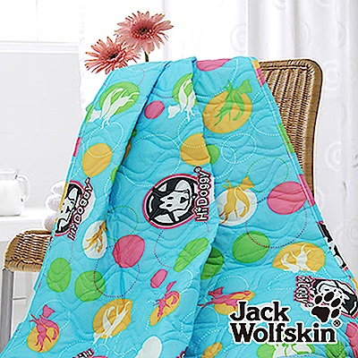 Jack Wolfskin  Hi Doggy 銀離子涼被