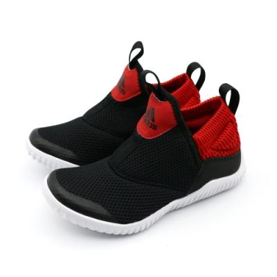ADIDAS RapidaZen C 中大童 黑 訓練鞋