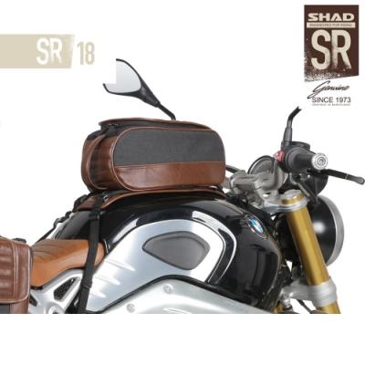 SHAD Cafe-Racer SR18 油箱包-背包.馬鞍包 包款系列