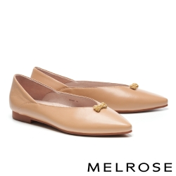 MELROSE低跟鞋