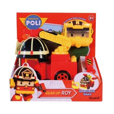 救援小英雄 POLI -  變裝任務系列-羅伊