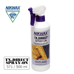 【NIKWAX】噴式防水布料撥水劑 571 (300ml)