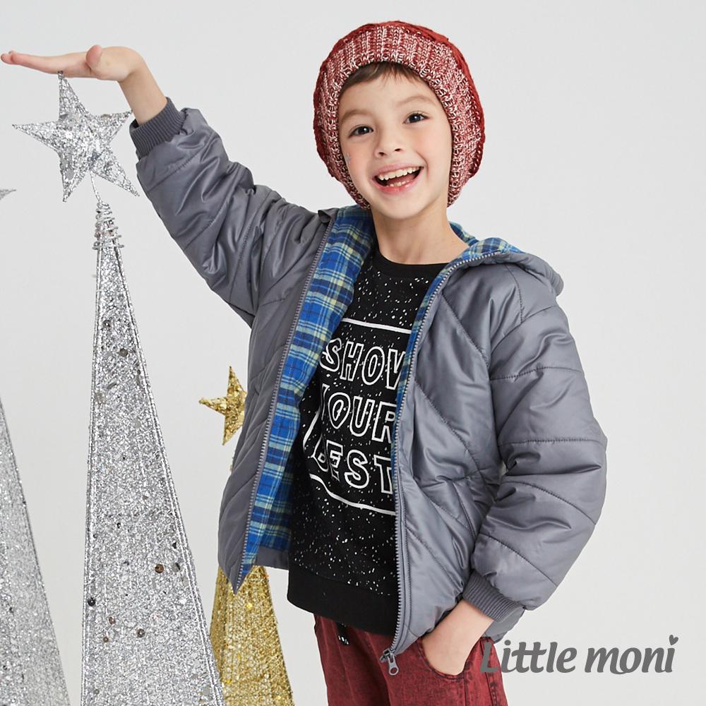 Little moni3M科技羽絨保暖外套(共3色)