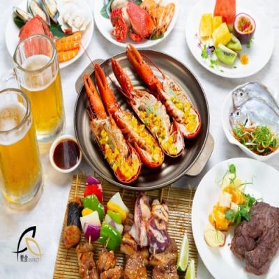 台中 新天地樂食自助百匯 平日午餐券