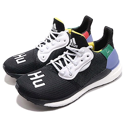 adidas 慢跑鞋 Solar HU Glide 女鞋
