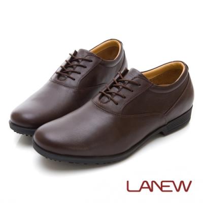 LA NEW NEW MAN 生活防水 安底防滑 紳士鞋(男224035021)