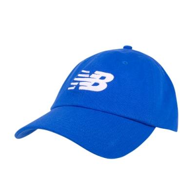 New Balance 經典 Logo帽 LAH91017VCT 中性 寶藍