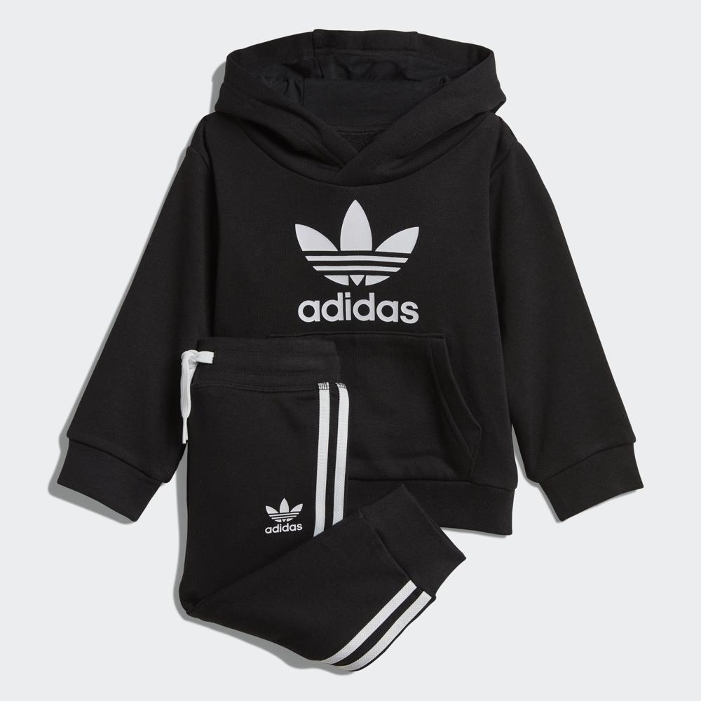 adidas ADICOLOR 連帽上衣套裝 男童/女童 DV2809