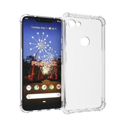 GOOGLE Pixel 3a 透明 防摔四角氣囊手機殼 ( GOOGLEPixel3a手機殼 Pixel3a手機殼 )