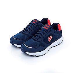 FILA 男款慢跑鞋-丈青 1-J201T-321