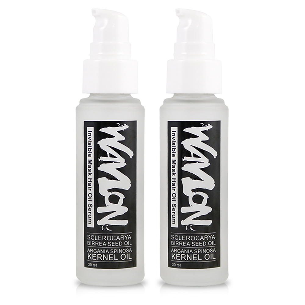 WAVLON 葳嵐 輕進化膜髮修護油 30ml x2