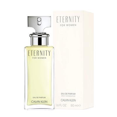 *Calvin Klein CK Eternity 永恆女性淡香精50ml EDP-香水航空版